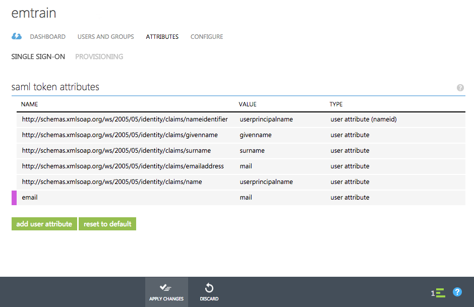 Configuring IdP-Initiated Single Sign On with Microsoft Azure AD
